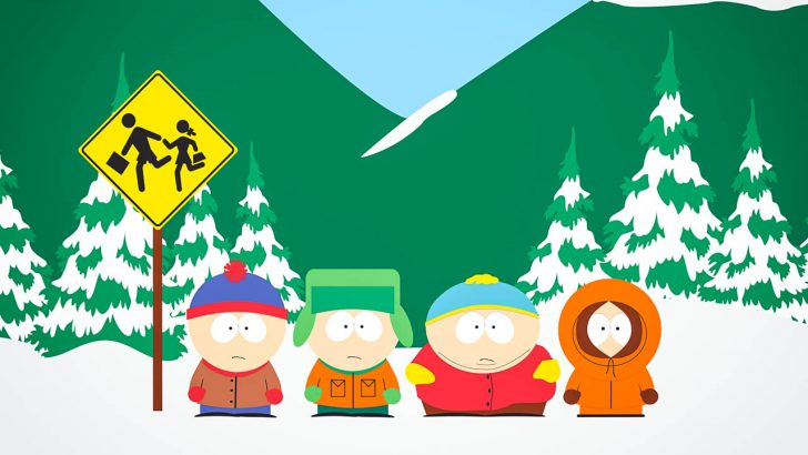 South park season 24 Part 2 : Each and Everything