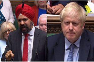 Boris Johnson Tanjmanjeet