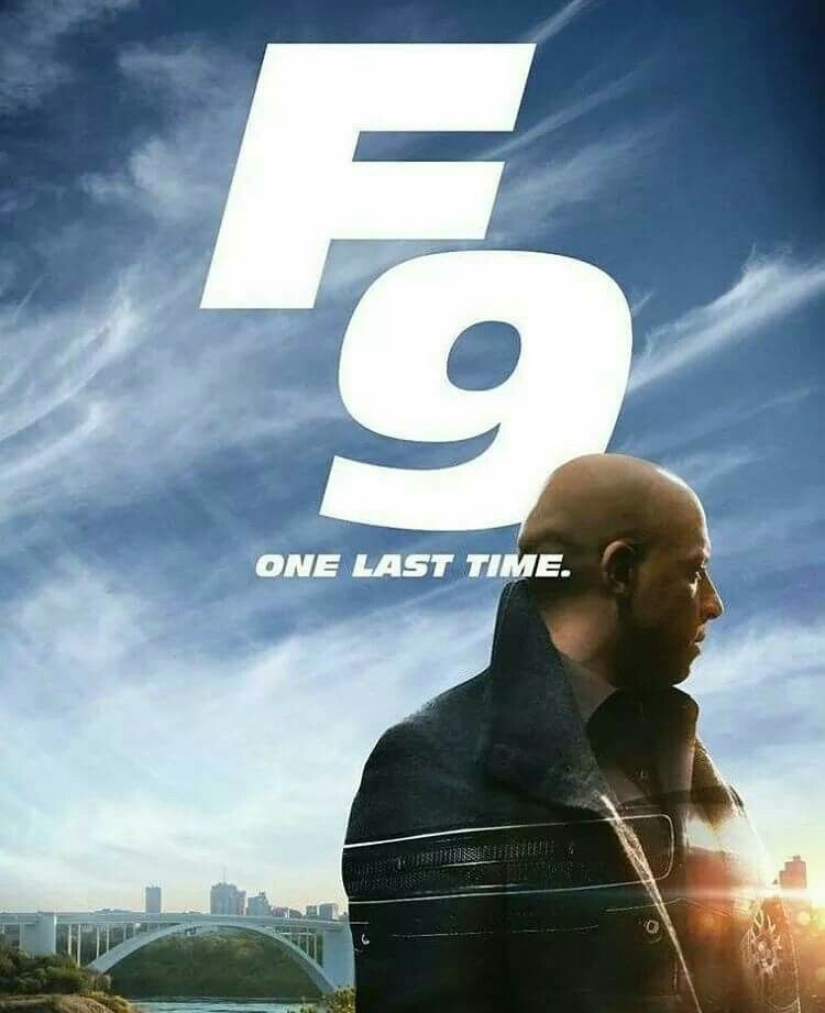 Fast 9 poster