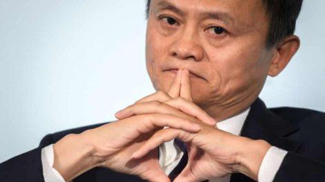 Jack Ma disappeared