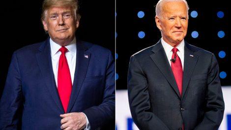 Joe Biden Trump Rally