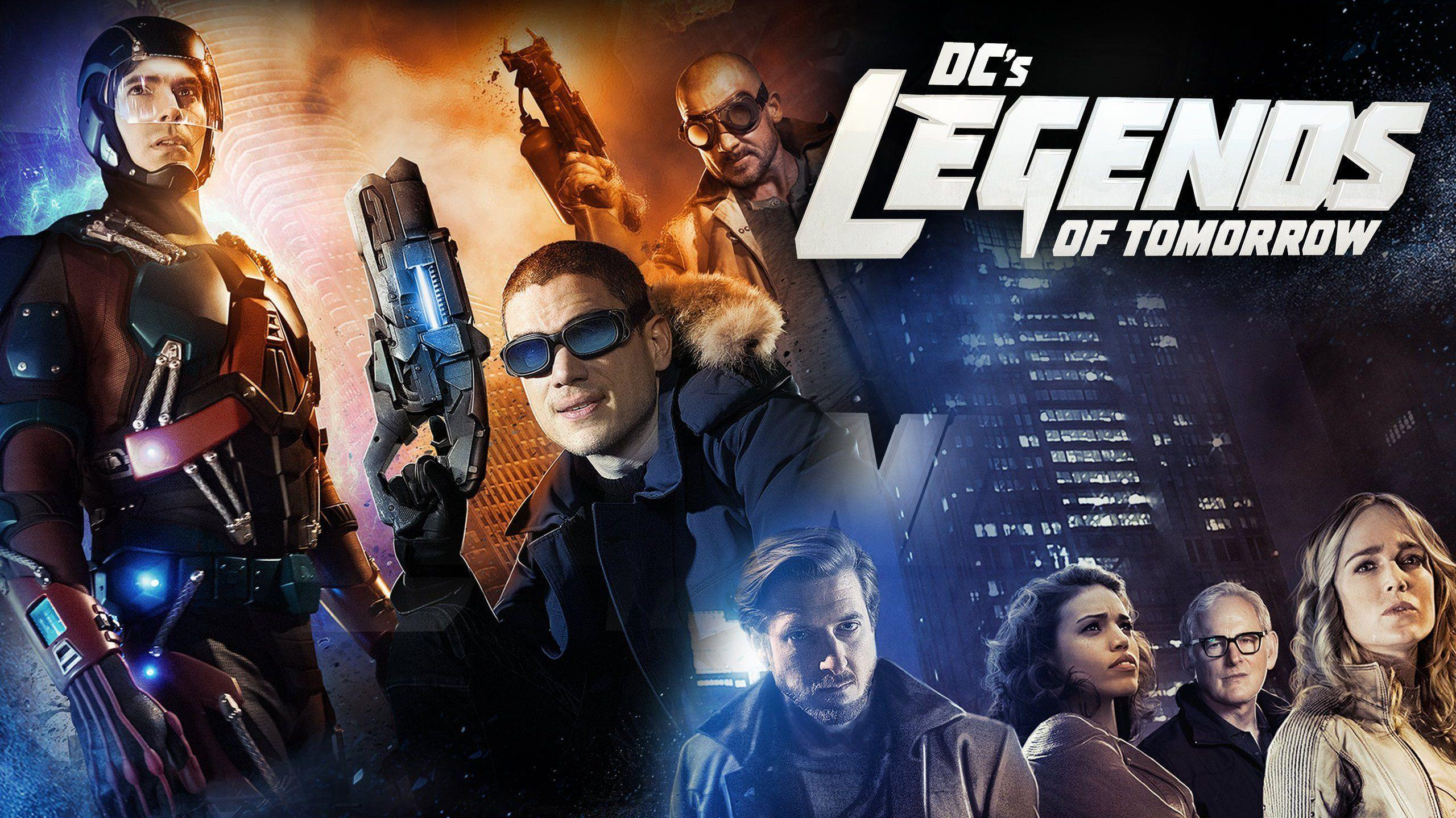 ''Legends Of Tomorrow'' Season 6