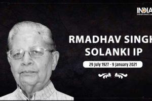 Madhavsinh Solanki