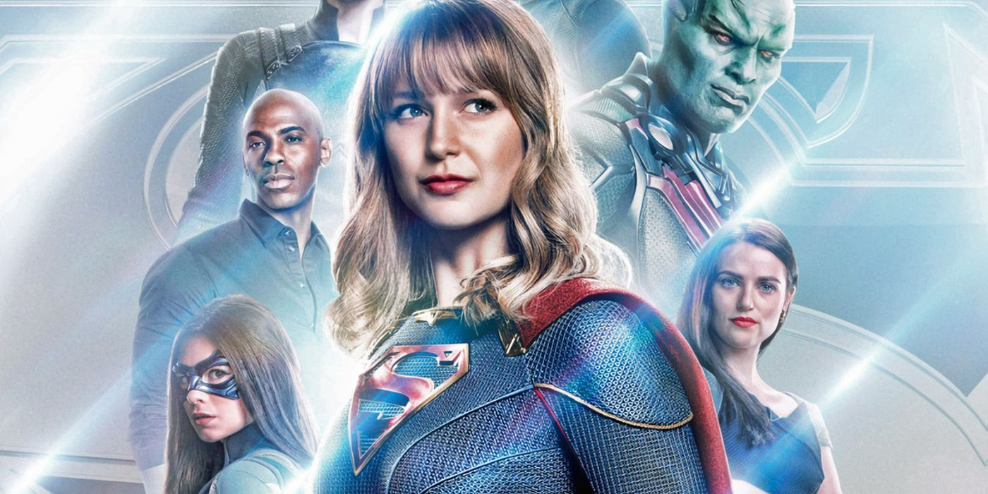 Supergirl Season 6