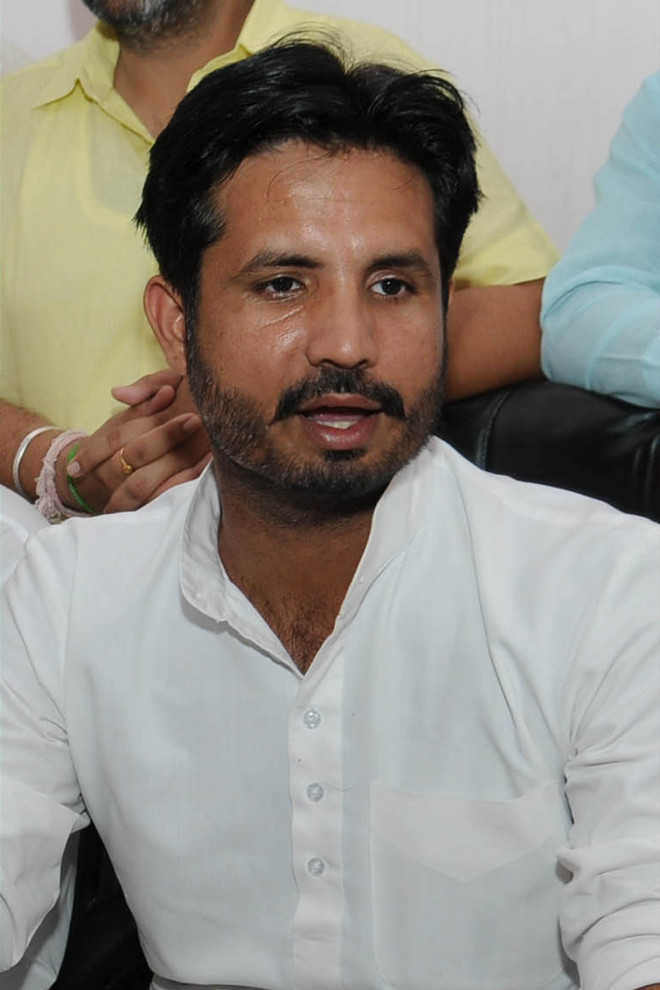 Amrinder Singh Raja